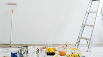 Servicios de Pintura - D'Comza - Empresa de Construcción y Fabricación de Muebles - Chile