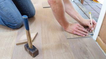 Servicios de Pisos y Revestimientos - D'Comza - Empresa de Construcción y Fabricación de Muebles - Chile