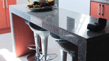 Servicios de Cubiertas de piedra, mármol, granito y cuarzo - D'Comza - Empresa de Construcción y Fabricación de Muebles - Chile